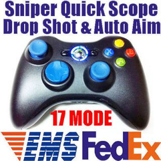 MW OPS 17 Mode Rapid Fire Modded For Xbox 360 Controller Sniper Quick