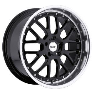 20x10 TSW Valencia Black Wheel/Rim(s) 5x120 5 120 20 10