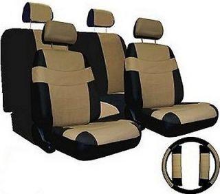Wheel Cover & Belt Shoulder Pads #1 (Fits 2008 Nissan Altima