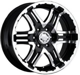 Newly listed 16 GEAR ALLOY DOUBLE PUMP BLACK WITH 285/75/16 TOYO OPEN