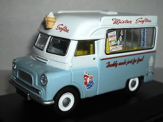 OXFORD DIECAST BEDFORD CA MISTER SOFTEE ICE CREAM VAN 1/43 CA021