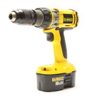 DeWalt DW995 18V Cordless Drill Driver