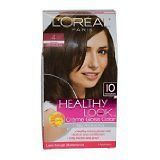 loreal paris healthy look 4 dark brown hair color time