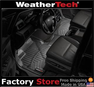 FloorLiner   2011 2013   Honda Odyssey   Black (Fits Honda 2012