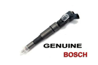 BMW 3 SERIES E46 3.0d 3.0xd Diesel Fuel Injector BOSCH NEW 0445110047