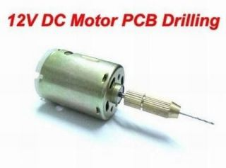 5pcs Mini DIY PCB circuit board Drill Press Drilling with 1mm Drill