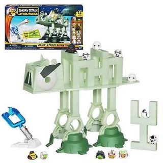 star wars angry birds at at attack hasbro time left