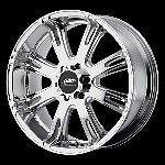 17 inch Wheels Rims Chrome Chevy Tahoe Truck Astro Van Safari 5 Lug