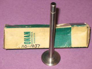 ONAN 110 1037 inake valve opion MCE Ensign generaor CCK MS, CCK