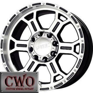 Newly listed 18 Black V Tec Raptor Wheels Rims 5x139.7 5 Lug Dodge Ram