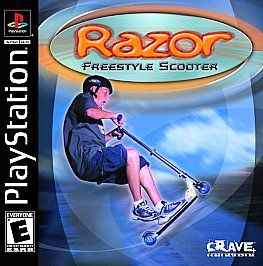 Razor Freestyle Scooter Sony PlayStation 1, 2000