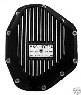 Mag Hytec Rear Differential Cover 99 12 Ford Super Duty Dually w/ Dana
