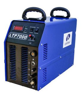 Newly listed LOTOS IGBT 70 Amps Pilot Arc Plasma Cutter LTP7000 with