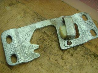 65 66 CHEVY TRUCK RH DOOR LOCK STRIKER NEW GM NOS