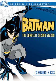 The Batman   The Complete Second Season DVD, 2006, 2 Disc Set