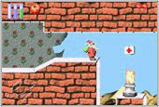Santa Claus Saves the Earth Nintendo Game Boy Advance, 2002