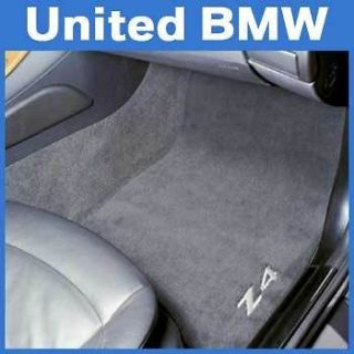 Newly listed BMW Carpet Floor Mats Z4 Coupe & Roadster (2002 2008