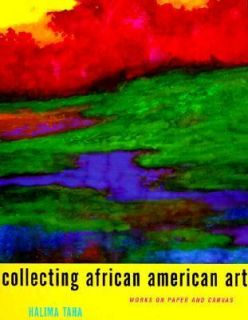 Collecting African American Art Works on Paper and Canvas by Halima
