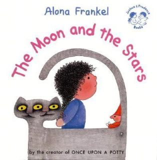 The Moon and the Stars by Alona Frankel 2001, Hardcover