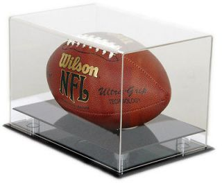 full size fooball display case in Spors Mem, Cards & Fan Shop