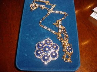 camrose kross jackie kennedy grand tour necklace time left $