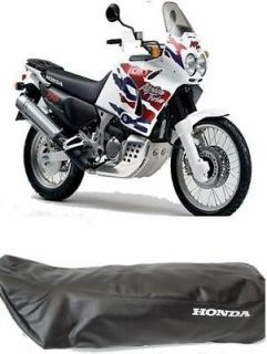 HONDA XRV 750 XRV750 AFRICA TWIN MOTORCYCLE SEAT COVER  new SUPERB