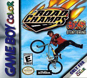 Road Champs BXS Stunt Biking Nintendo Game Boy Color, 2000