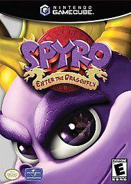 Spyro Enter the Dragonfly Nintendo GameCube, 2002
