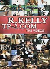 Kelly   TP 2 The Videos DVD, 2001, Parental Advisory Explicit