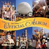Official Album of Disneyland Walt Disney World by Disney CD, May 1997
