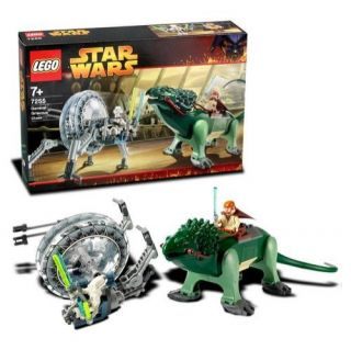 Lego Star Wars General Grievous Chase 7255