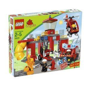 Lego Duplo Ville Fire Station 4664