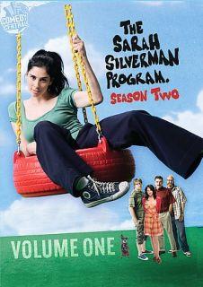 Sarah Silverman Program   Season Two, Volume One DVD, 2008
