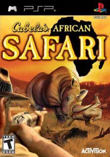 Cabelas African Safari PlayStation Portable, 2006
