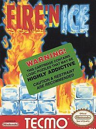 Fire N Ice Nintendo, 1992