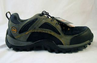 Newly listed Timberland MUDSILL LOW TOP Mens Steel Toe Shoes Size 9.5