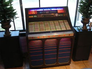 rock ola jukebox x mas special great condition time left