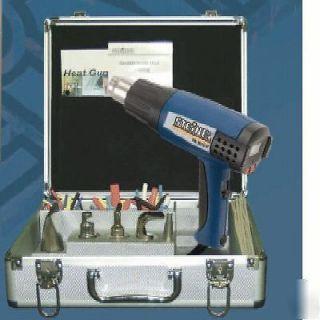 hl2010e steinel lcd heat gun kit intellitemp 34859 time left