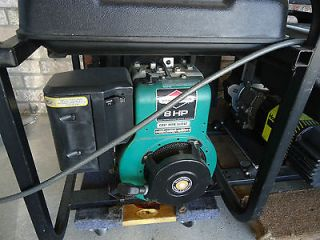 Coleman Powermate 4000 Generator 8 HP Briggs & Stratton LOCAL PICKUP