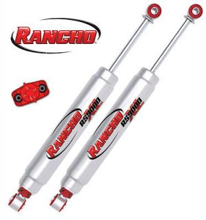 MITSUBISHI PAJERO RANCHO RS9000XL SHOCK ABSORBERS