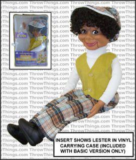 lester ventriloquist dummy doll puppet new  54