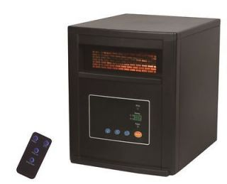 NEW LifeSmart LS1500 4 1500 Watt Infrared Quartz Heater