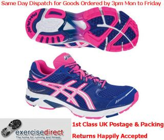 Asics Gel DS Trainer 17 Womens Lightweight Running Shoes T262N 5901