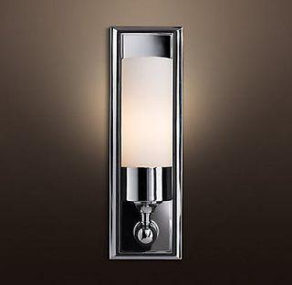 Restoration hardware like new orb candle chandelier w iron large 349 for Bathroom lighting restoration hardware