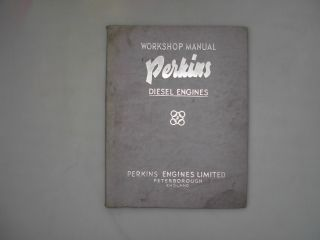 perkins four 99 diesel engine workshop manual from canada time