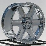 Rims Wheels Ford F 150 F150 Truck Expedition 6 135 XD Monster NEW