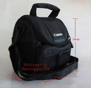 Digital Camera Case Bag for Canon Powershot SX40 HS SX30 SX20 SX10 SX1