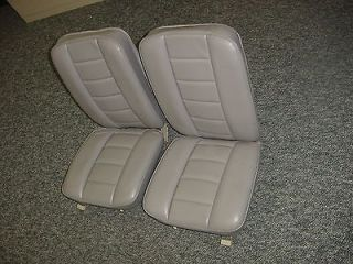 cessna 150 pair seats grey p n 0414007 1 2