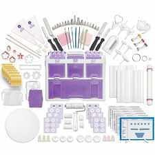 Wilton Ultimate Professional Cake Decorating Kit/Set 177 Pieces w/Tool