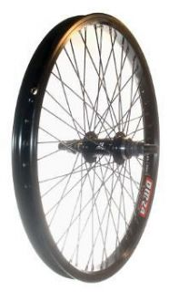 20 bmx bike rear wheel alex dm24 48h double wall
